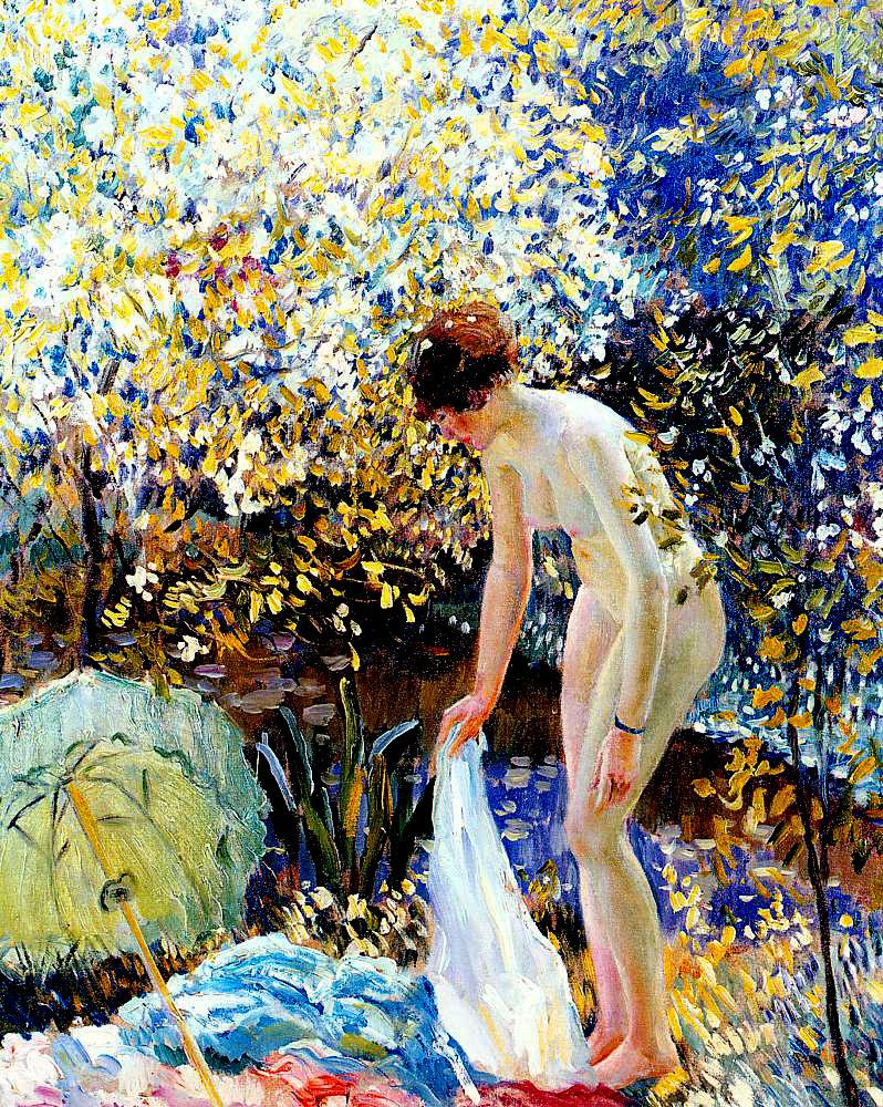 引用《好玩口袋》的收藏: 油画欣赏 (有说明) - ronghuiart - 艺